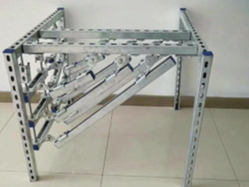 抗震支架模型