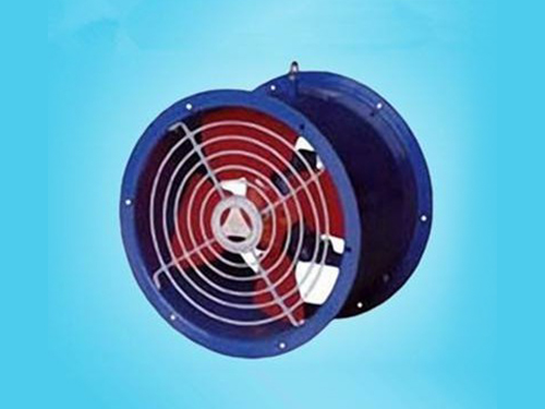 DZ、DFZ系列低噪声空调轴流风机
