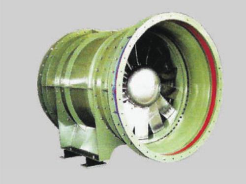 DTF(R)系列可逆转地铁、隧道风机(通风型)